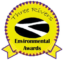 Jenkins Publishing is a Three Rivers Environmental Awards Finalist.